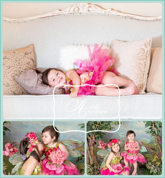 Children's fine art photograpger in Michigan